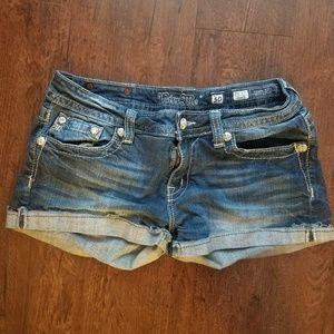 Miss Me Jean Shorts